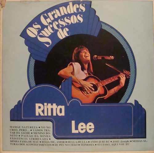 Rita Lee - Grandes Sucessos De Rita Lee