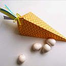 DIY boîte carotte pour Pâques