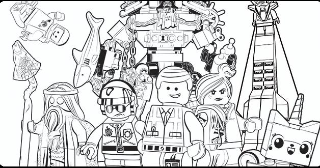 Schön Lego Superheld Druckbare Malvorlagen Zeitgenössisch - Ideen ...