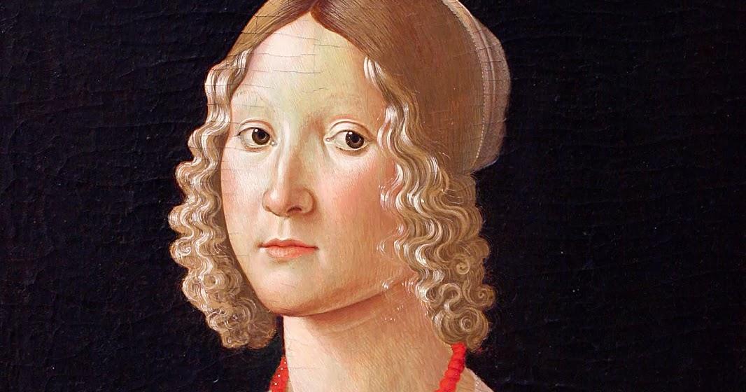 Los peinados de la época del Renacimiento Bueno Saber