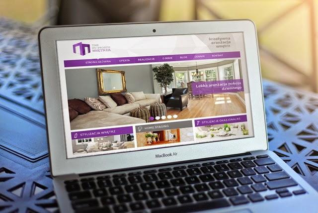 Strona Internetowa Tak Poprostu Wnętrza