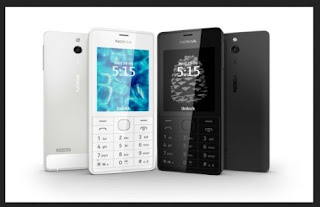 Nokia has announced its new feature phone Nokia 515