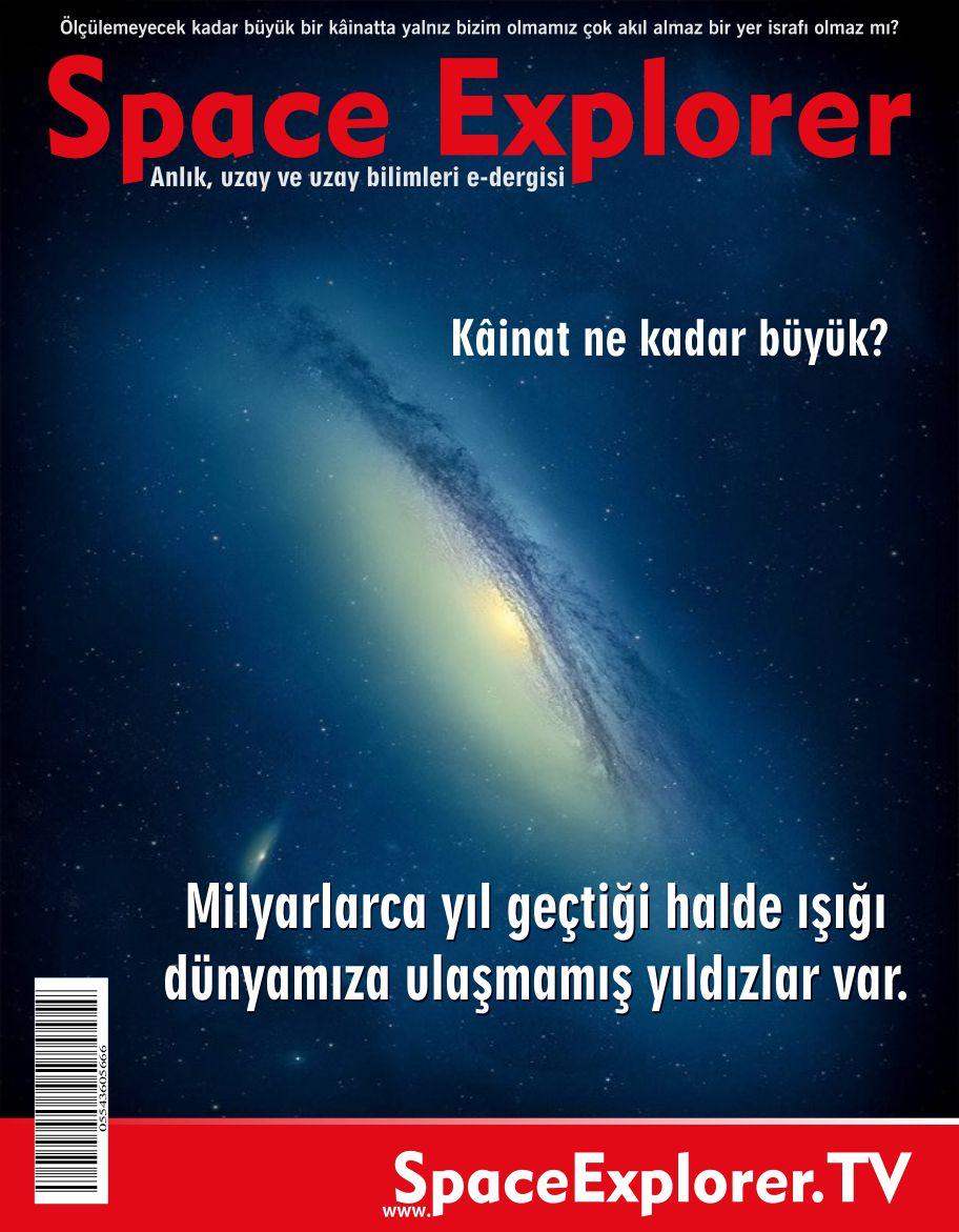 Süleyman Hilmi Tunahan, Evren ne kadar büyük, Uzayda hayat var mı?, Kâinat, Birinci kat sema, Sema katları, Gök katları, Yıldızlar, Alem-i Kebir,