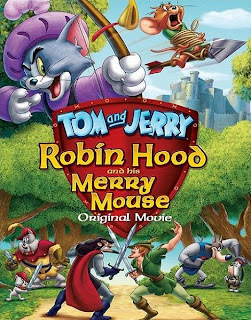 Download Movie Tom et Jerry – L'histoire de Robin des Bois (2012)