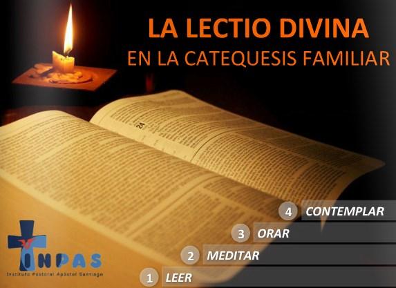 Lectio divina en familia