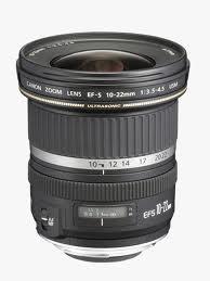 Canon EF-S 10-22 3.5/4.5 USM
