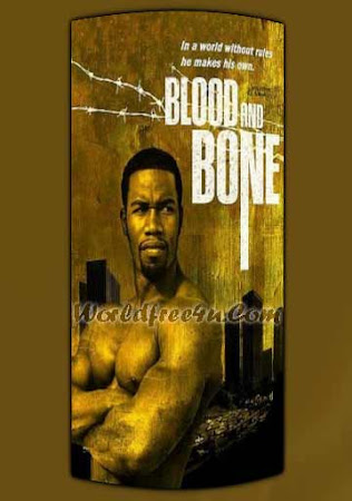 Poster Of Blood and Bone 2009 In Hindi Bluray 720P Free Download