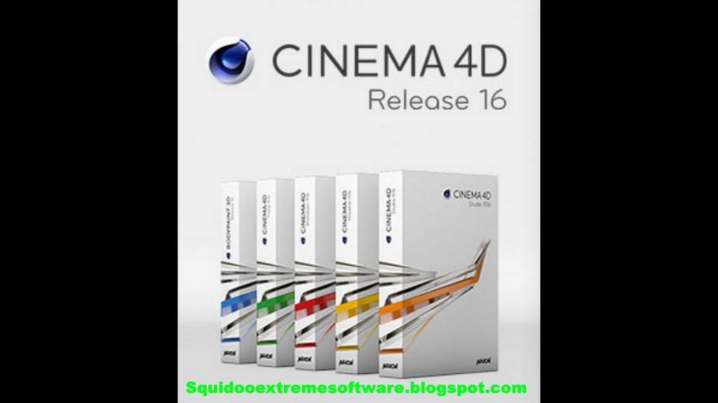 free extreme software cinema 4d r16 full keygen. Black Bedroom Furniture Sets. Home Design Ideas