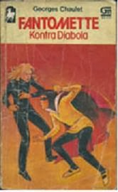 Novel Fantomette Kontra Diabola Bekas Murah