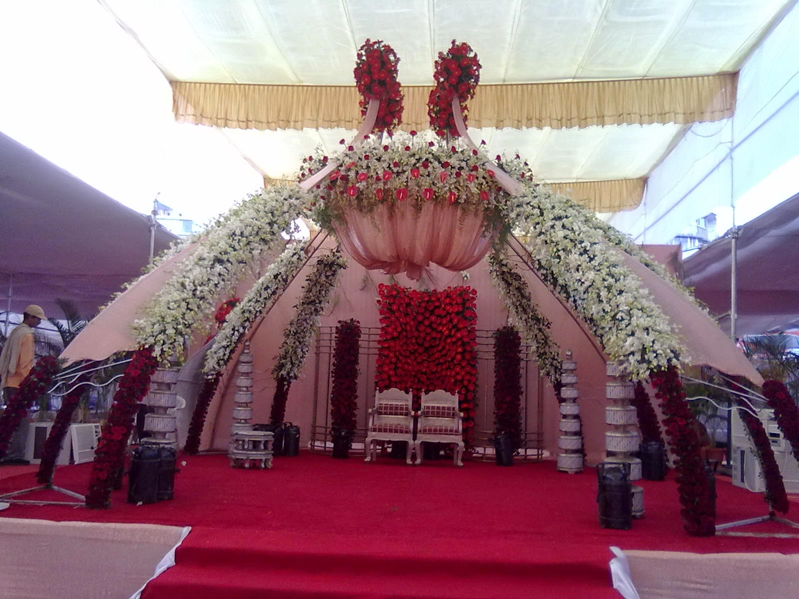 Remarkable Latest Wedding Decoration Photos Designs Dievoon