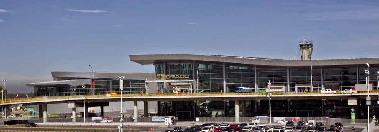 Aeropuerto internacional el dorado zona occidente zona for Cajeros en el aeropuerto
