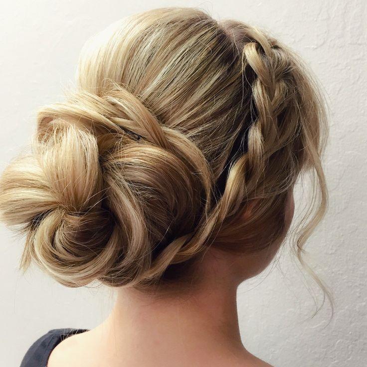 Peinados Con Trenzas Recogido - Más de 1000 ideas sobre Recogidos en Pinterest Peinados Locs y