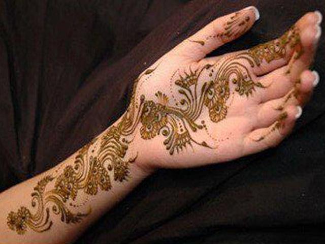 Mehndi Hands Arabic : Mehndi designs for hands arabic
