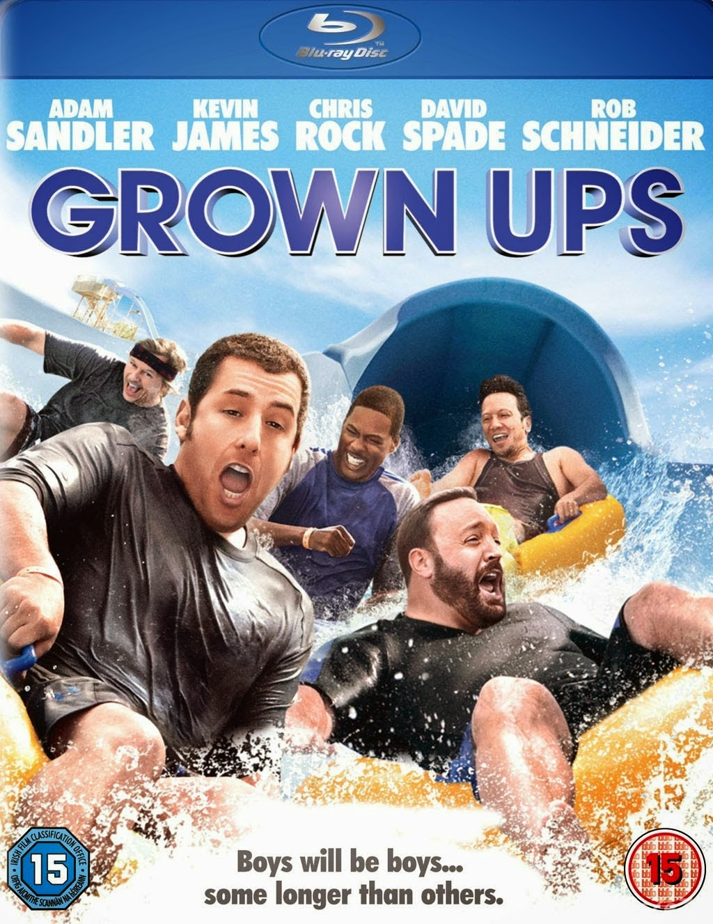 Grown Ups (2010) : ขาใหญ่วัยกลับ