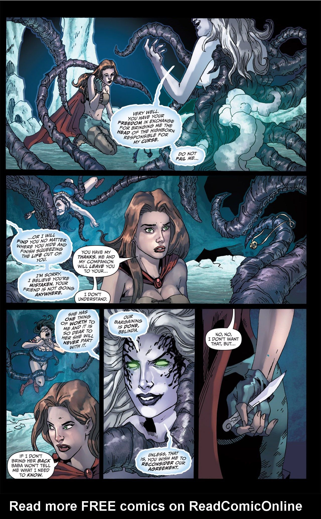 Grimm Fairy Tales (2005) Issue #63 #66 - English 19