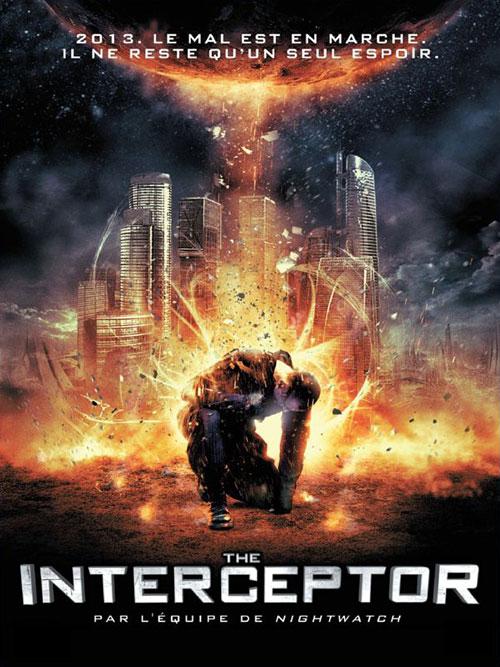 Chiến Binh Thép - The Interceptor - 2009