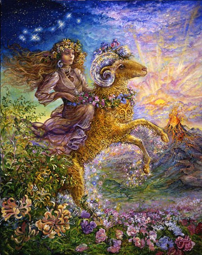 New Moon In Aries ~ March 28th