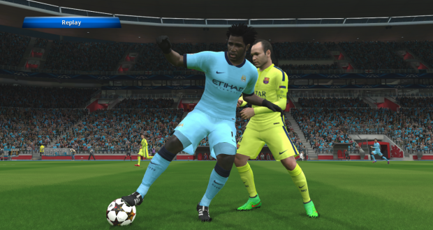 PES 2015 Patch dari TUN MAKERS Patch 3.0 AIO