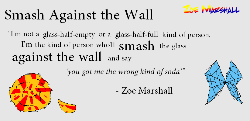 Smash Against the Wall