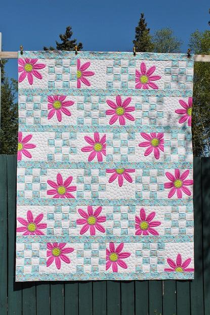 Tamarack Shack: Doo Da Daisy Quilt : daisy quilts - Adamdwight.com