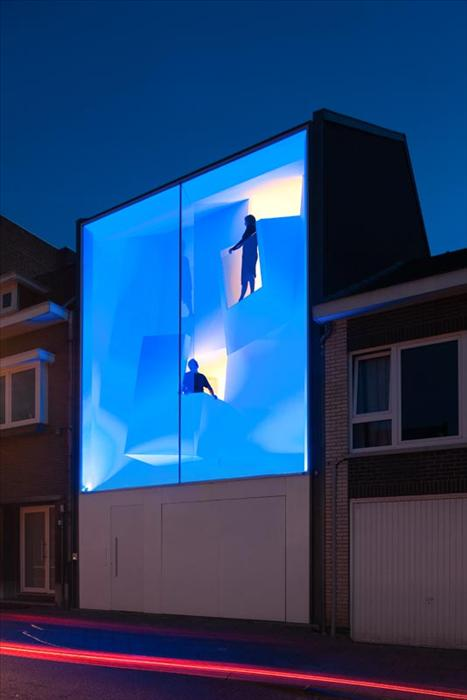 ultra modern architecture. Plain Modern Contemporary Cubist Architecture Throughout Ultra Modern