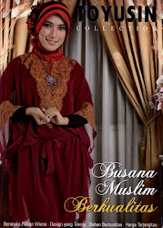 Blouse dan Jubah Eksklusif Toyusin