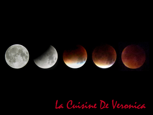 超級月全食 超級血月 Supermoon Lunar Eclipse 2015
