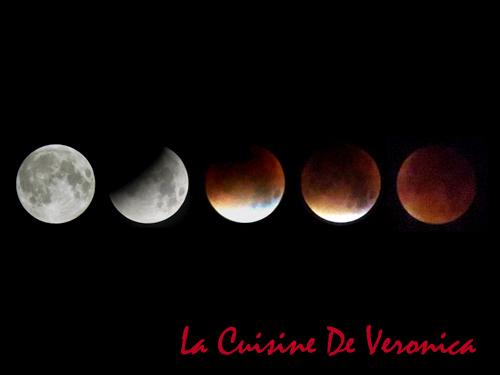 超級月全食 超級血月 Supermoon Lunar Eclipse 2015