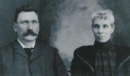Frank and Maria Hodgson (nee Brown)