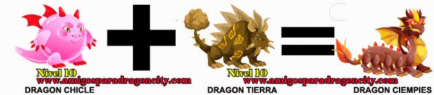 como hacer el dragon ciempies en dragon city formula 4