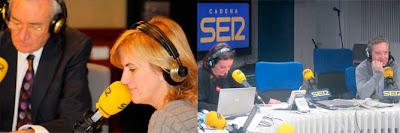 Celebración del Día de la Radio en la Cadena SER