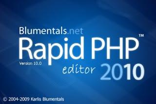 Rapid PHP Editor 2010 v10.2.0.121