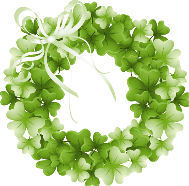 shamrock images for facebook