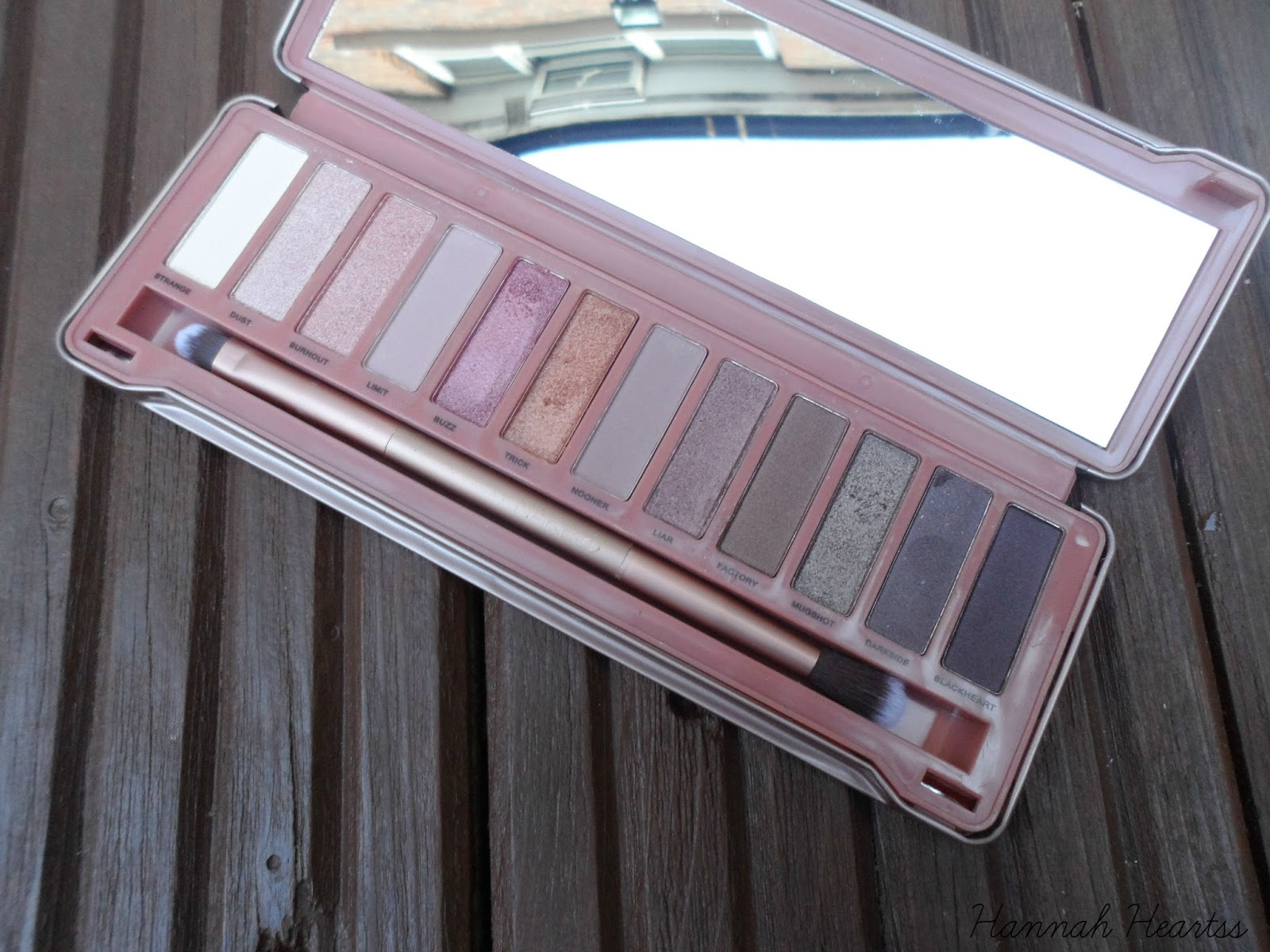 Copy Urban Decay Naked 3 Palette