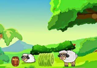 TheEscapeGames Sheep Escape