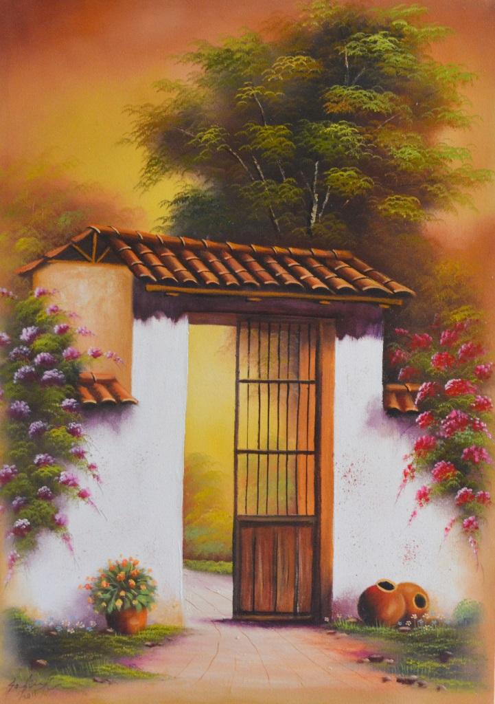 Im genes arte pinturas fotos de cuadros con paisajes al leo - Cuadros con fotos ...