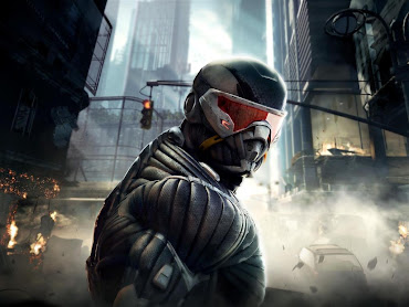 #21 Crysis Wallpaper