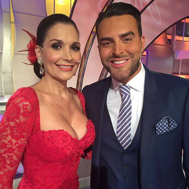 Francisco Leon y Nina Cecilia.