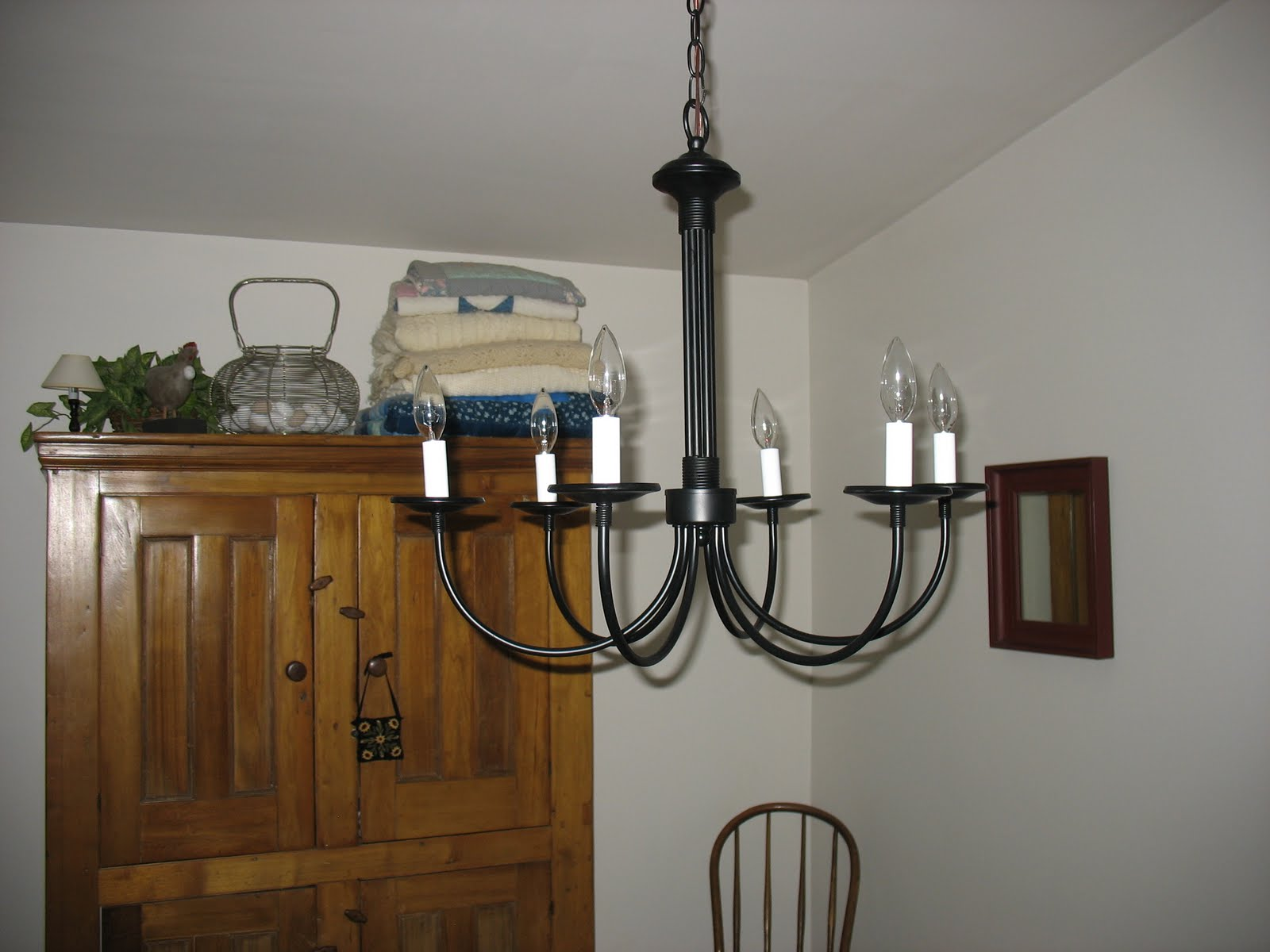 appleberrycottage PRiMiTiVe CHaNDeLieR MaKe OVeR
