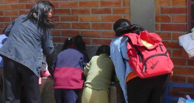 Centros infantiles en La Paz