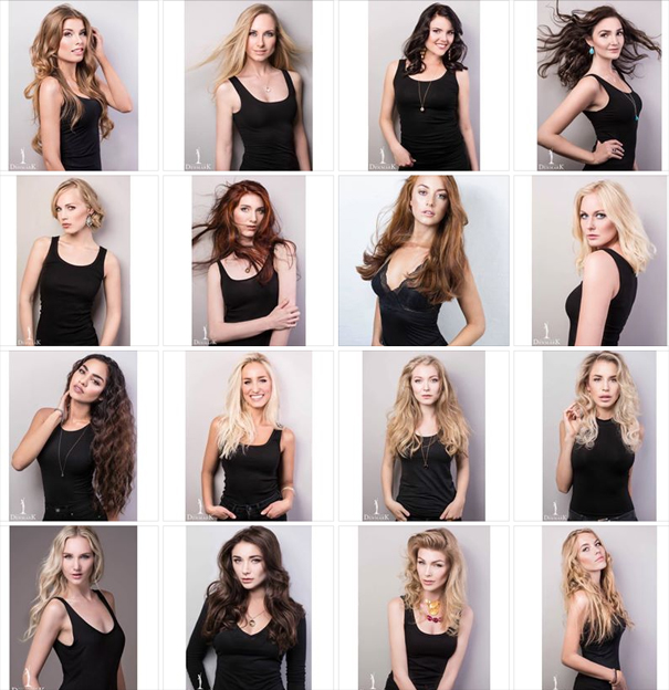 Critical Beauty Vote For Your Favorite Miss Universe Denmark 2015