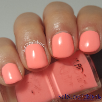 Madam Glam - Coral Passion | Kat Stays Polished