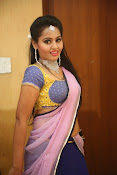 Neetha sizzling photo shoot in half saree-thumbnail-5