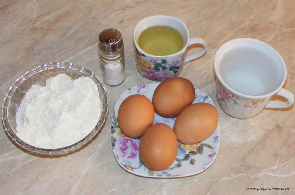 ingrediente coji pentru eclere de casa, cum se fac eclerele, retete culinare,