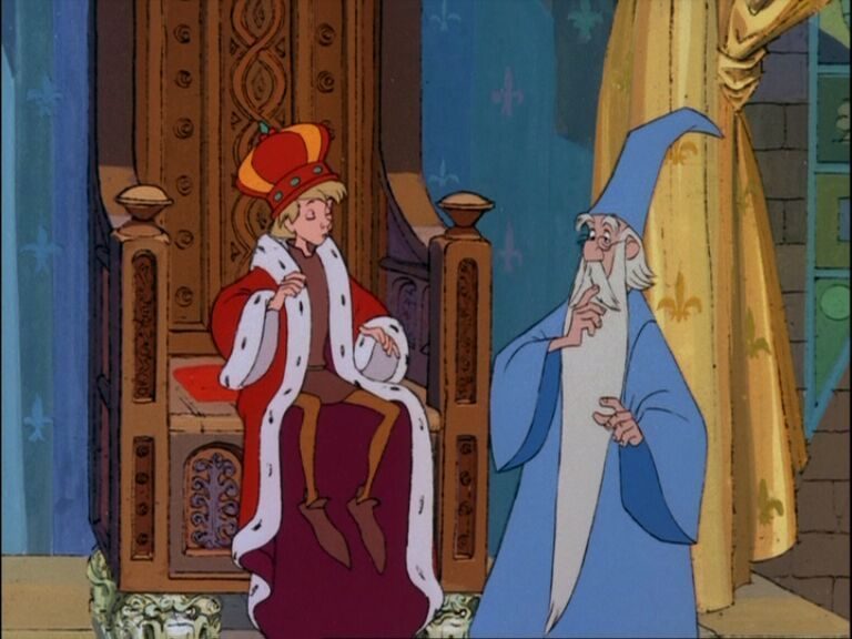an analysis of arthurs education in the sword in the stone a film by walt disney The sword in the stone arthur, or wart, is an orphan  [walt disney] had the studio guys  (though she dies during the film and the deer father figure often.