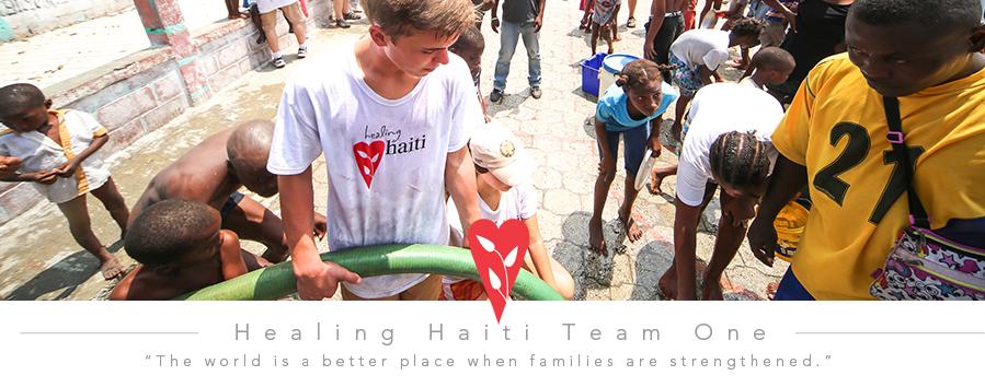 Healing Haiti Team 1