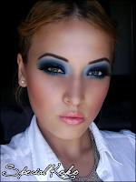 sexy woman makeup