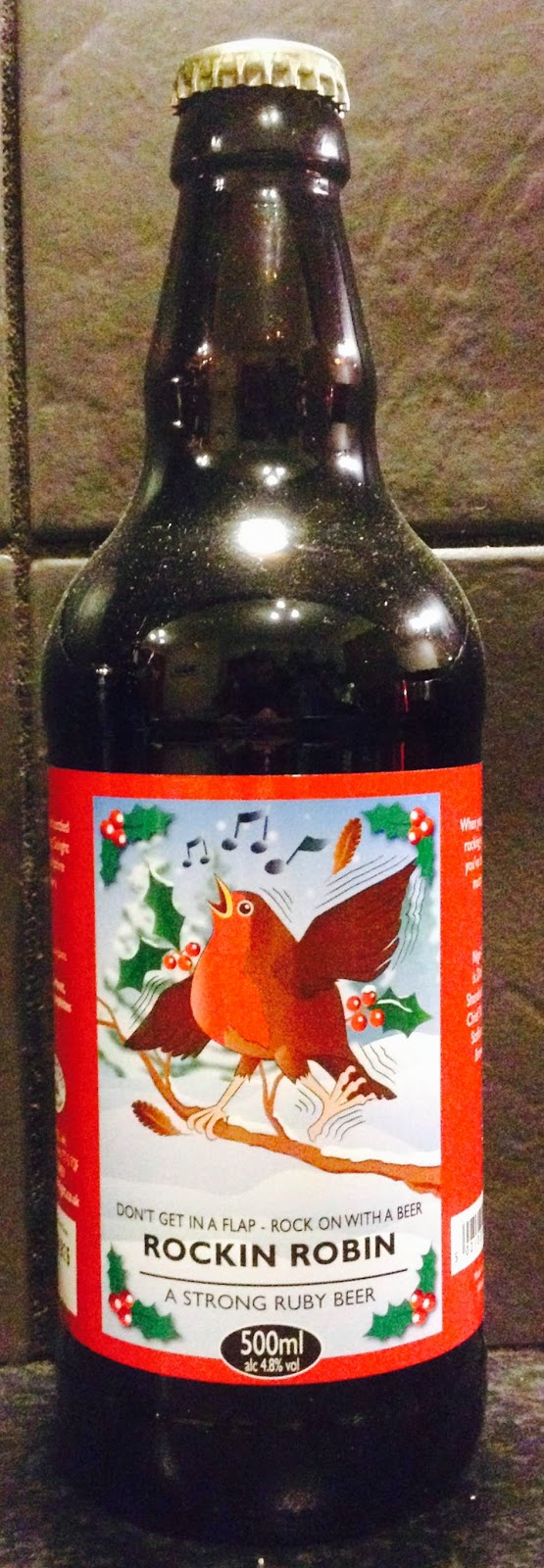 Rockin Robin (Staffordshire Brewery)