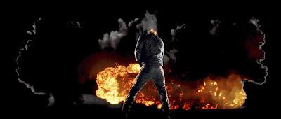 Ghost Rider piscia fuoco