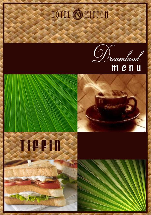 Contoh Menu Restoran